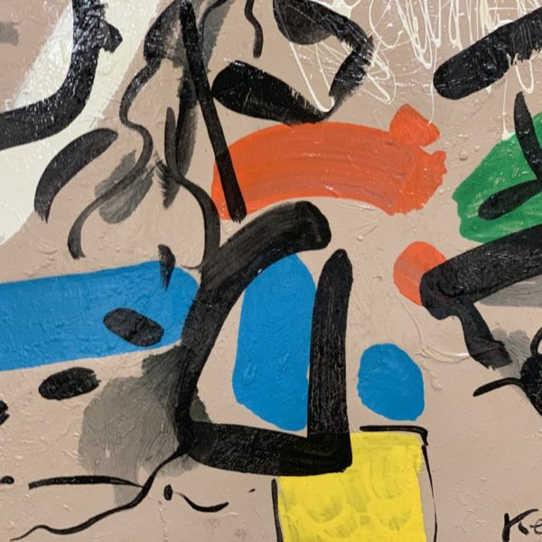 Peter Keil Abstract Composition
