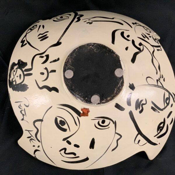 Peter Keil Expressionist Bowl