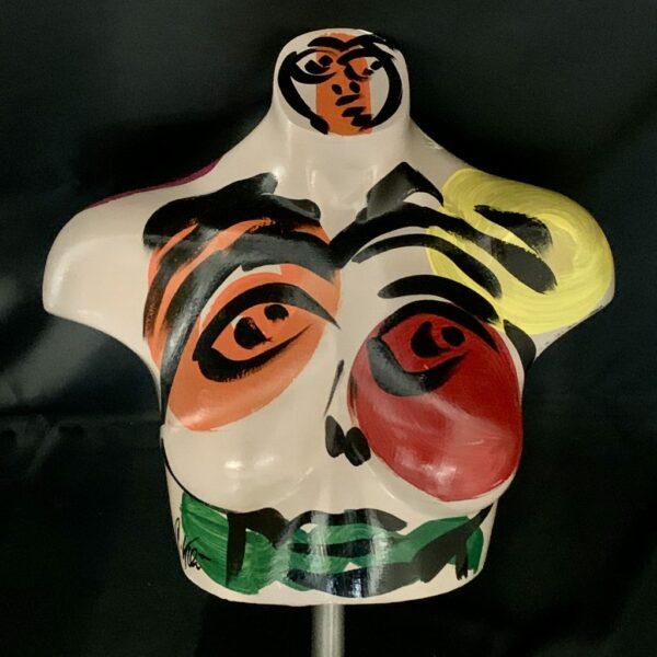 Peter Keil Expressionist Mannequin Torso