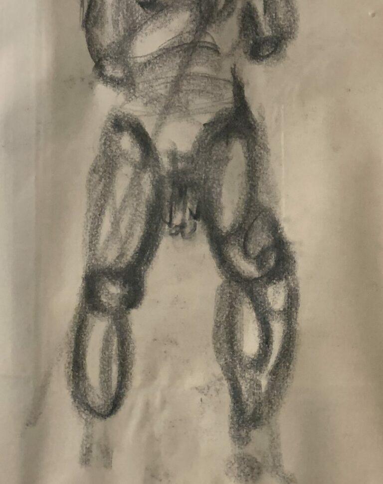 Peter Keil Male Nude Studio Miro 59