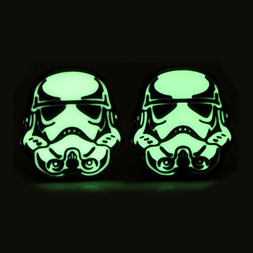 Star Wars Glow Stormtrooper Cufflinks 1