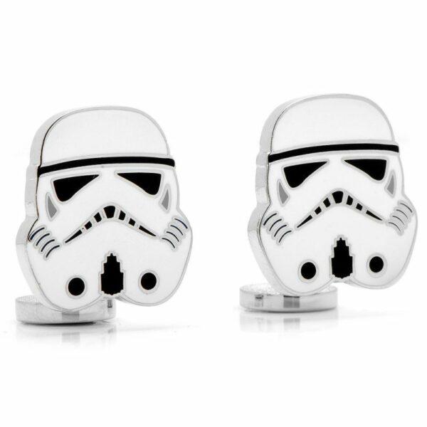 Star Wars Stormtrooper Cufflinks 1